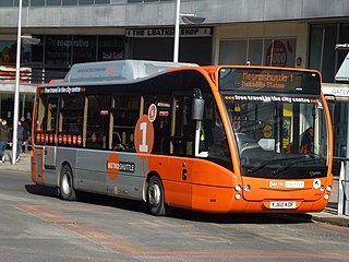 Greater Manchester bus route 1