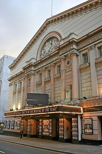 Albert Richardson - Manchester Opera House