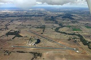 Mangalore Airport (Victoria) airport in Mangalore, Victoria, Australia