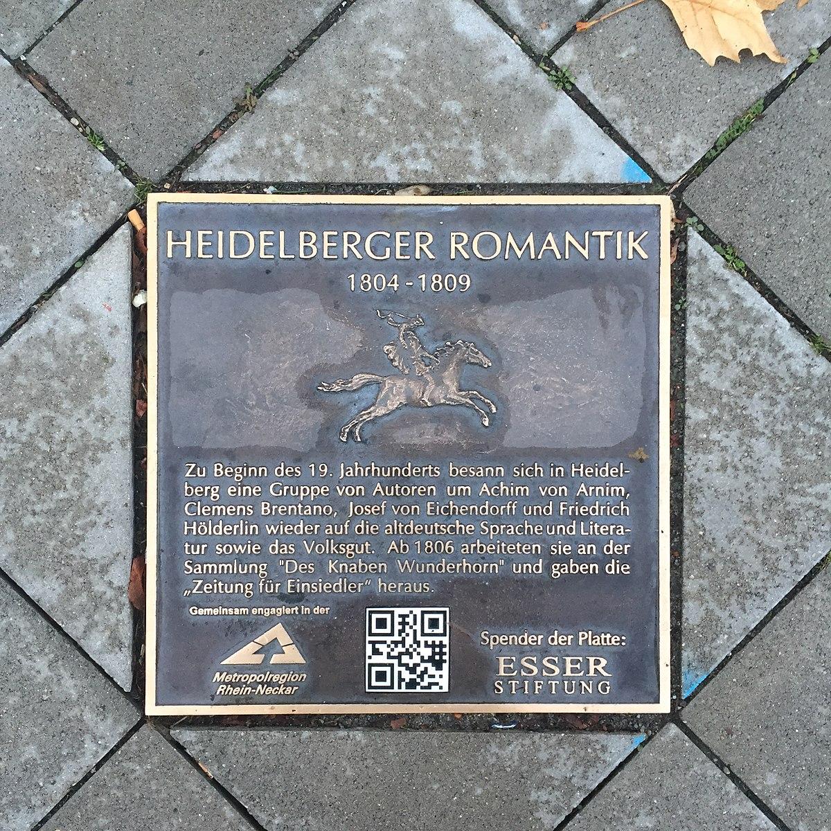 Heidelberger Romantik –