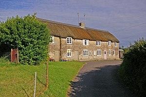 North Poorton - Image: Manor Farm Cottages, North Poorton geograph.org.uk 1005309