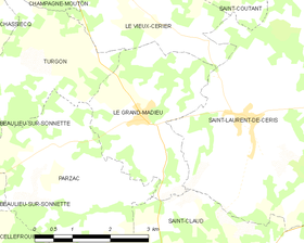 Map commune FR insee code 16157.png