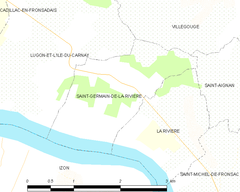 Map commune FR insee code 33414.png