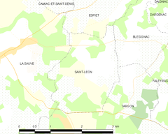 Map commune FR insee code 33431.png