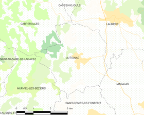 Map commune FR insee code 34018.png
