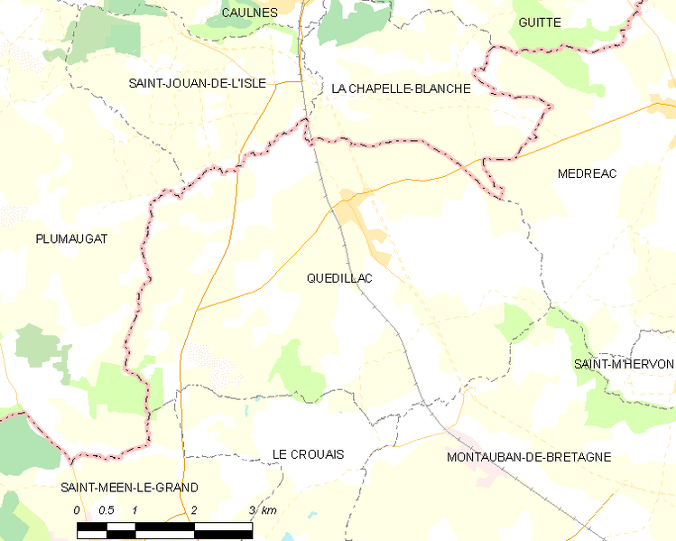 Fișier:Map commune FR insee code 35234.png