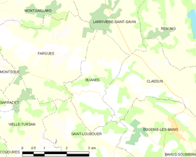 Map commune FR insee code 40057.png
