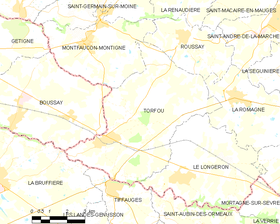Map commune FR insee code 49350.png