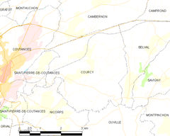 Map commune FR insee code 50145.png