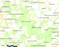 Map commune FR insee code 70390.png