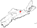 Map of Nova Scotia Westville.PNG
