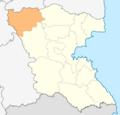 Map of Sungurlare municipality (Burgas Province).png