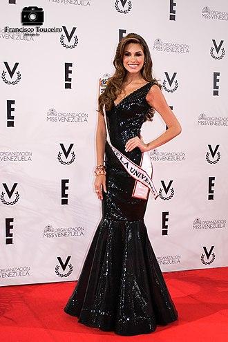 Miss Universe 2013 - Image: María Gabriela Isler