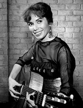 Margarita Cordova in 1961