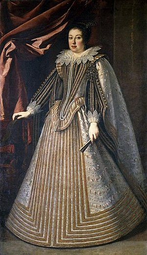 Odoardo Farnese, Duke of Parma - Margherita de' Medici