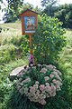 Mariánský obrázek u cesty na Staré Hradisko, Malé Hradisko, okres Prostějov.jpg