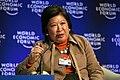 Mari Pangestu - World Economic Forum Annual Meeting Davos 2009 - 1.jpg