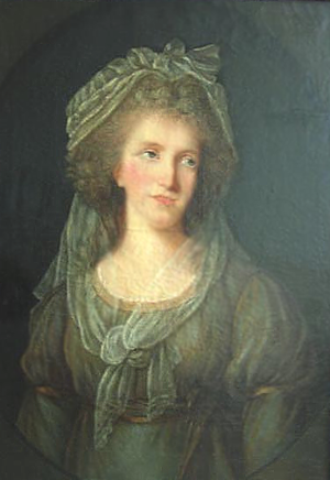 Maria Wirtemberska - Maria Czartoryska Wirtemberska by Élisabeth Vigée-Lebrun, 1793