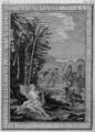 Marillier, Nature nourrit même amour enfant blanc enfant noir - Raynal Histoire des deux Indes, 1775.png
