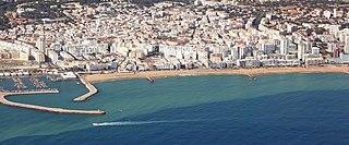 Loulé Municipality in Algarve, Portugal