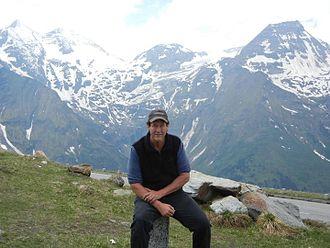 Mark Allen Baker - Mark Allen Baker in Austria