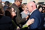 Mark Kelly with supporters (40238324083).jpg
