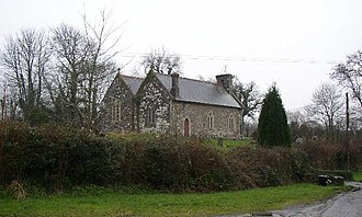 Martletwy - Image: Martletwy Church geograph.org.uk 48033