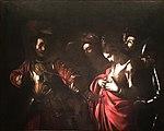 Martyrdom of Saint Ursula by Caravaggio - Palazzo Zevallos.jpg