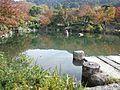 Maruyama-kôen Park - Hyôtan-ike Pond.jpg