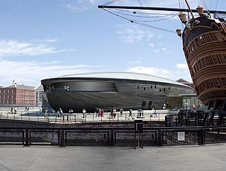 2013 in architecture - Mary Rose Museum