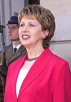 President of Ireland, Mary McAleese