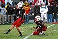 Maryland Terrapins field goal.jpg