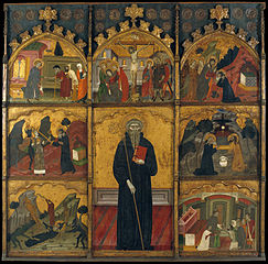 Altarpiece of Saint Anthony the Abbot