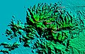 Mataas na Gulod - Palay Palay Protected Landscape Relief Map.jpg