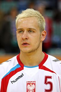 Mateusz Jachlewski Polish handball player
