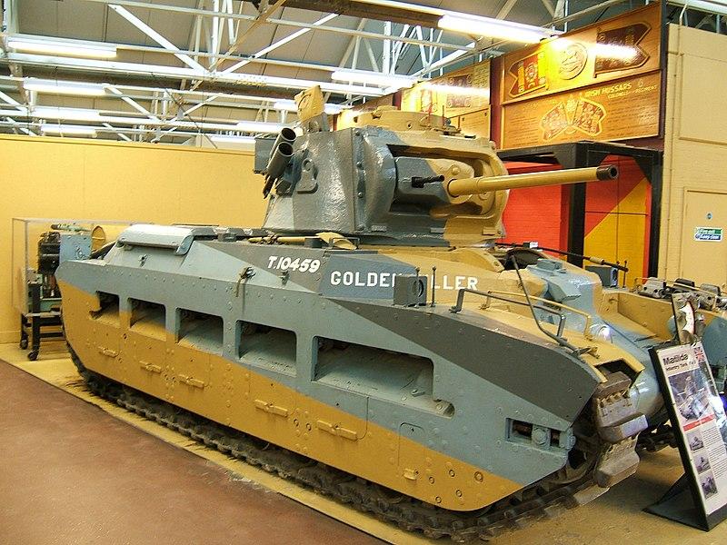 Вот этот же танк:
