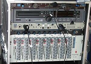Matrix mixer - Wikipedia