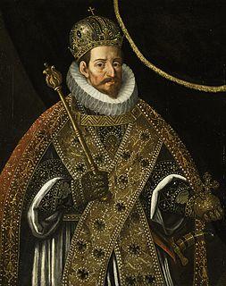 Matthias, Holy Roman Emperor Holy Roman Emperor