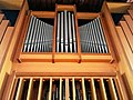 Matzenbach, Kath. Kirche Zur Schmerzhaften Mutter, Orgel (7).jpg