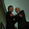 Mauricio Macri - Recibió al Ministro de Seguridad Pública de Israel 10-03-16 (4441494408).jpg