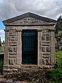 Mausoleum 75 Metres North East Of Chapel At Mansfield Cemetery, Nottingham Road, Mansfield, Notts (2).jpg