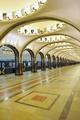 Mayakovskaya station of Moscow Metro.png
