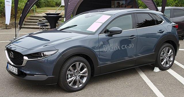 CX-30 (Mk1) - Mazda
