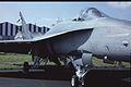 McDonnell Douglas CF-188A Hornet 188756 Canadian Armed Forces, Farnborough UK, September 1988. (5589851472).jpg