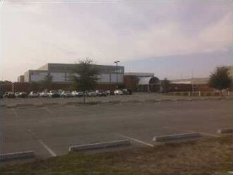 McIntosh County Academy - Side view