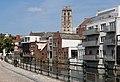 Mechelen, de Dijle vanaf de Zoutwerf oostelijk deel IMG 0124 2019-06-23 13.31.jpg
