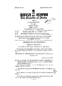 Medical Termination of Pregnancy Act (India) 1971.djvu