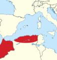 Mediterranean Sea location map-2.png