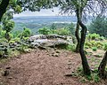 Megalithic park near St Michael priory of Grandmont 02.jpg
