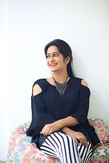 Megha Mathew Wikipedia